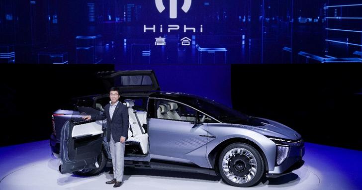 中國新創汽車品牌「HiPhi」發表首款 SUV,強調汽車本身擁有「自主學習能力」