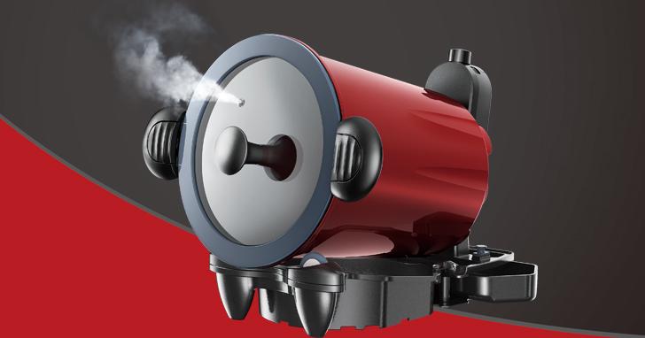 BOGEER 鉑格爾 360 度多功能轉烤鍋,美味上桌,只需一鍵!