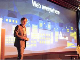 跨海直擊 Opera 大會 Up North Web:更棒的行動網路體驗