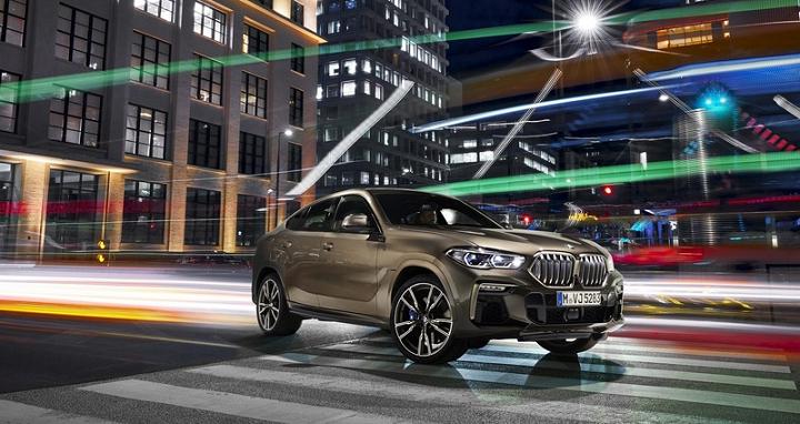 國外 7 月才發表的 BMW X6,台灣居然已開放預售,只要 365 萬元起