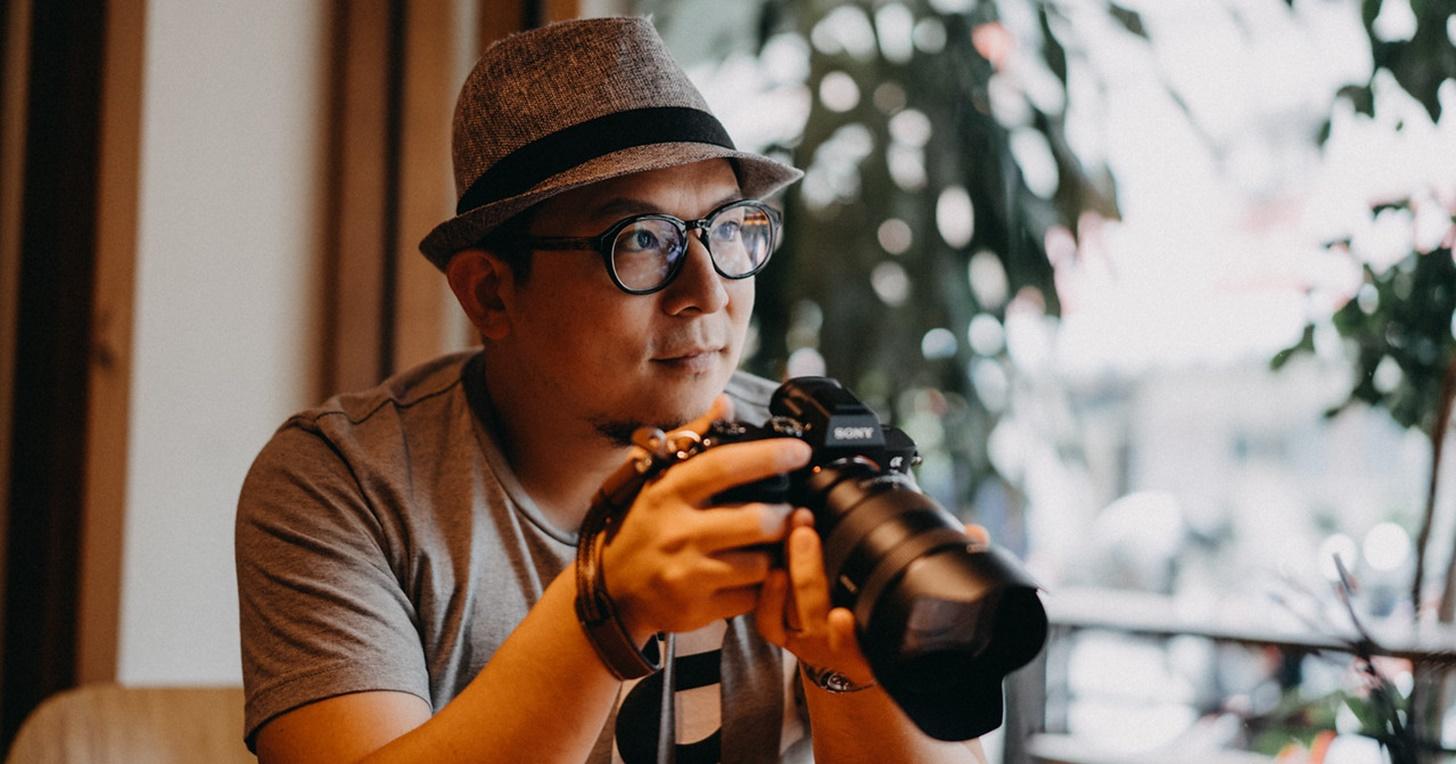 用 Sony α7III 看見世界的另一個角度,蘇打綠鼓手史俊威的迷樣人生