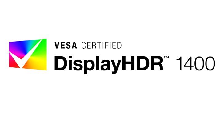 VESA DisplayHDR 更新至 1.1 版,同步新增 DisplayHDR 1400 級距