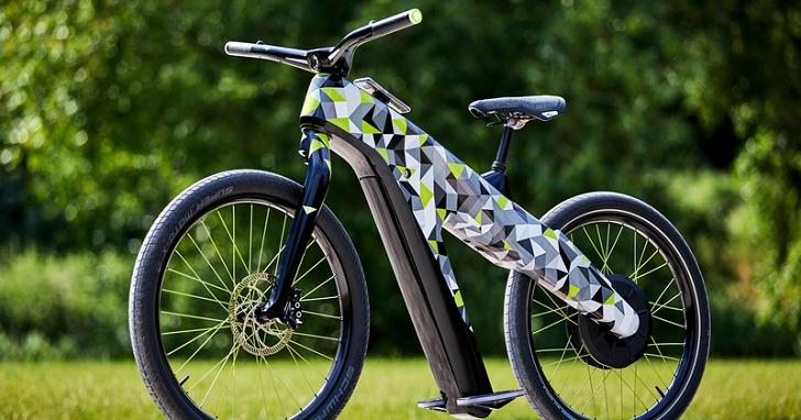 別忘了 Skoda 的本業是鐵馬,Klement 電動自行概念車登場