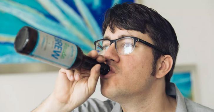 用回收排泄汙水釀製的啤酒是什麼味道?其實味道還不錯啦!