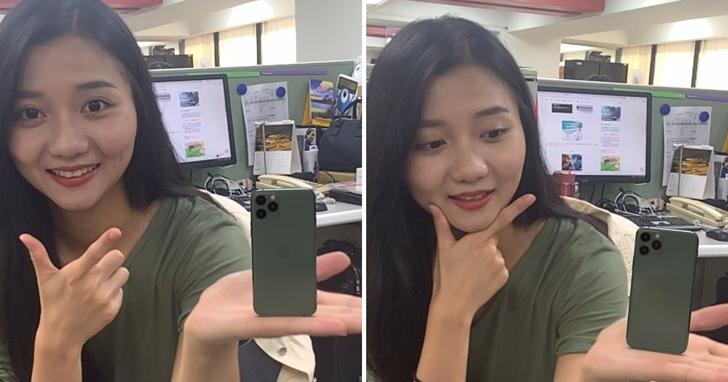 網友搶先秀出入手新 iPhone 11的照片,全靠這招!