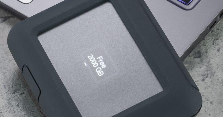 LaCie DJI Copilot- 戶外攝影者的專屬備份硬碟