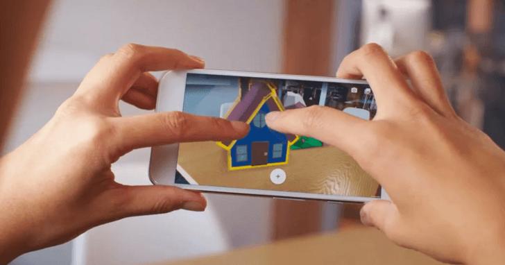 Google 要讓虛擬 AR 物品留在現實世界