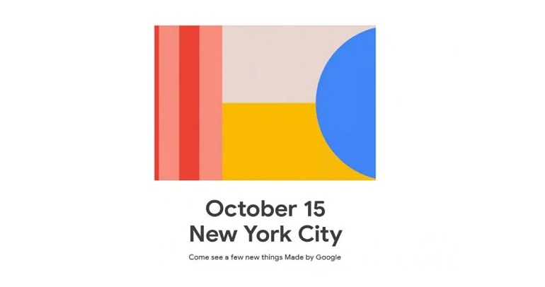 Google Pixel 4 發表時間確定!將於 10/15 正式亮相並同步更新家庭智慧裝置