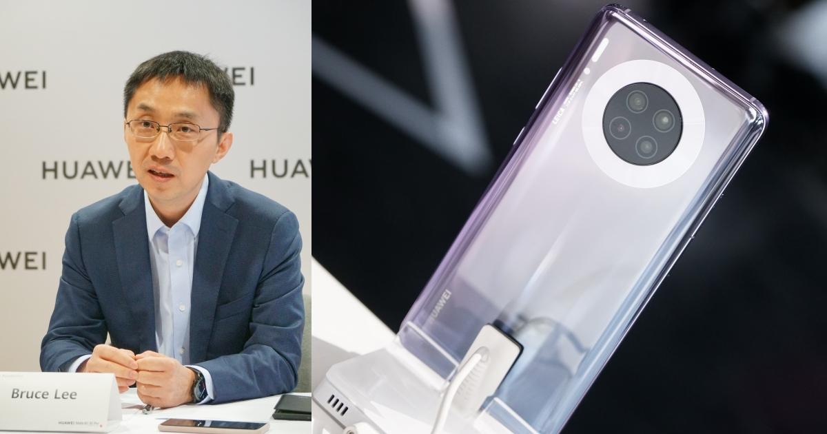 訪問華為手機副總裁李小龍,Mate 30 設計概念以及那些你想知道的