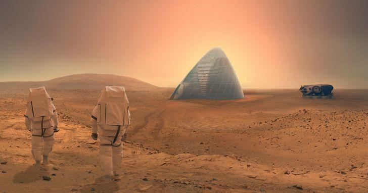 不能養牛養羊,未來移民火星可能得吃蟲子