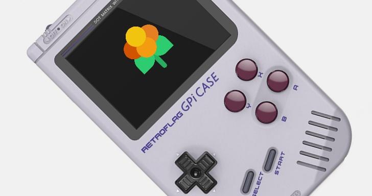 萬能模擬器RetroArch專用作業系統Lakka 2.3終於走下樓梯,支援最新Raspberry Pi4與GPICase