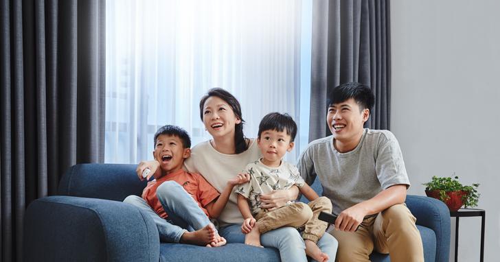 為孩子量身打造的新概念Android TV BenQ讓你放心把遙控器交給孩子