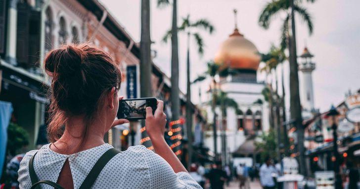 全球旅客最愛拍的三大景點大公開!Booking.com解析95後旅遊時的社群動態