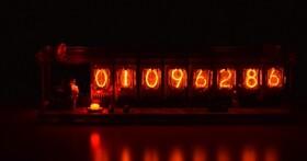 3用數字管時鐘,BitNix可以顯示時間、比特幣匯率、亂數