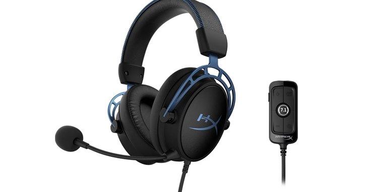 HyperX推出Cloud Alpha S電競耳機  音效體驗全面進化