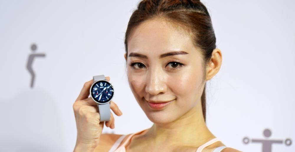 三星智慧錶 Galaxy Watch Active 2 在台發表,雙尺寸售價 9,500 元起