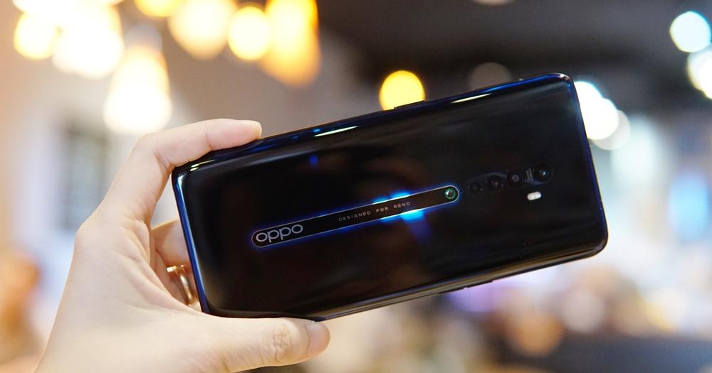 OPPO Reno 2 動手玩,依舊美型的實用四鏡頭攝影手機