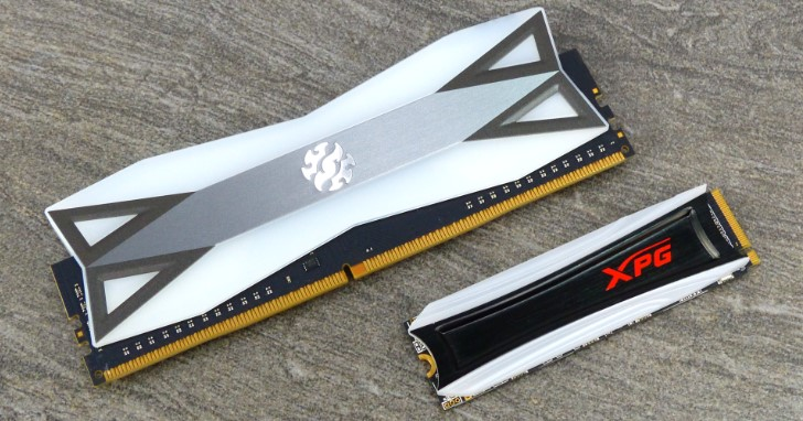 大面積 RGB 發光效果來襲,ADATA XPG SPECTRIX D60G DDR4、S40G SSD 連袂出擊