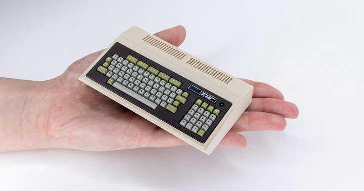 日本首台PC家用機PC-8001迷你復刻版發售,附贈16款老遊戲