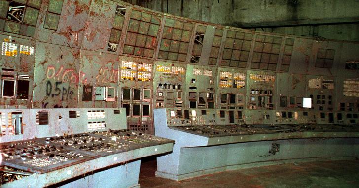 親身體驗《核爆家園》起始點,車諾比四號反應爐控制室,即日起開放遊客參觀