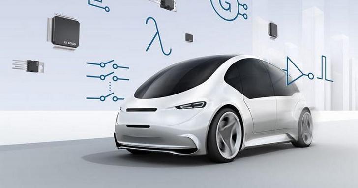 擔心電動車事故後起火?Bosch 開發的這塊小晶片能解決問題