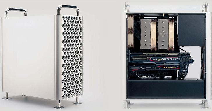 Mac Pro 太貴買不起?你可以選擇購買同款「機殼」自己 DIY
