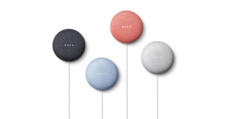 Google 新一代入門級智慧音箱正式更名 Nest Mini!新增壁掛設計、音質提升,售價維持 49 美元