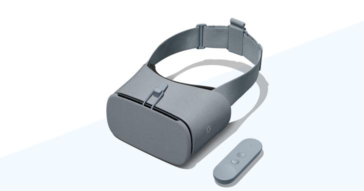 Google承認已經放棄Daydream行動VR平台、Daydream Viewer頭戴裝置,因為用的人並不多