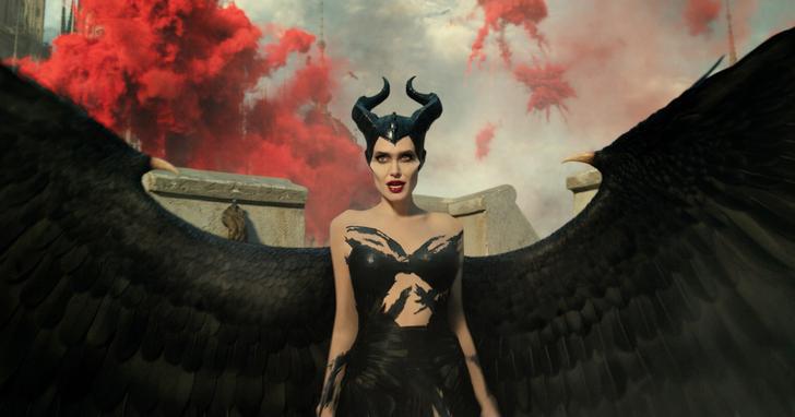 重新詮釋《黑魔女2》的梅菲瑟,讓裘莉再次感到堅強