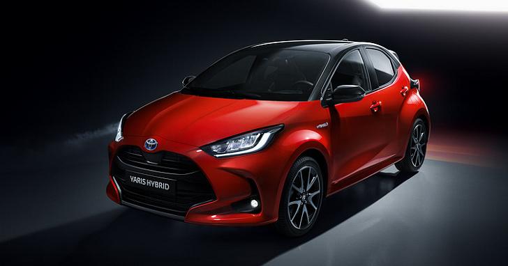 大改款 Toyota Yaris 現身,Hybrid 動力換上鋰電池