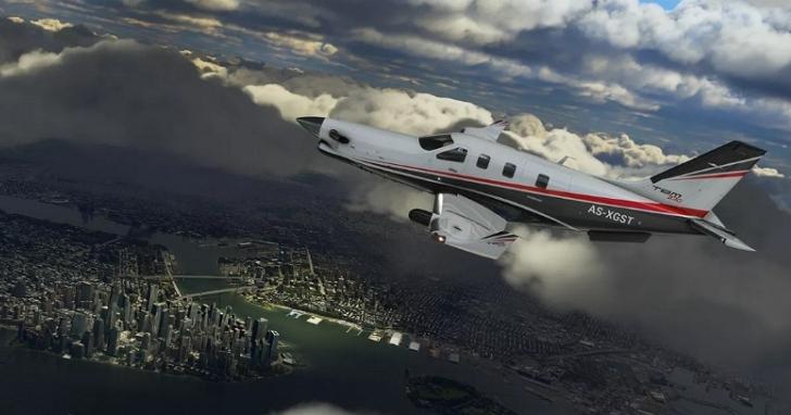 新的《微軟模擬飛行2020》地圖數據或達2PB,覆蓋整個地球