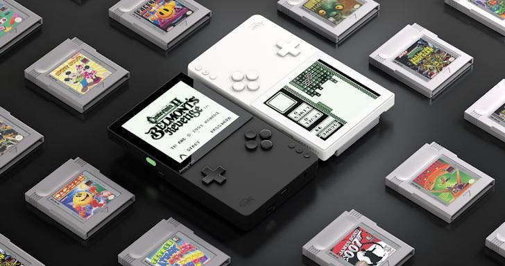 純硬體模擬,Analogue Pocket透過FPGA相容多款掌上型遊戲機卡匣