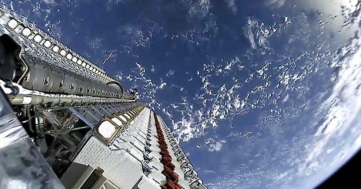 成功了!馬斯克透過SpaceX星鏈衛星發佈首條推特
