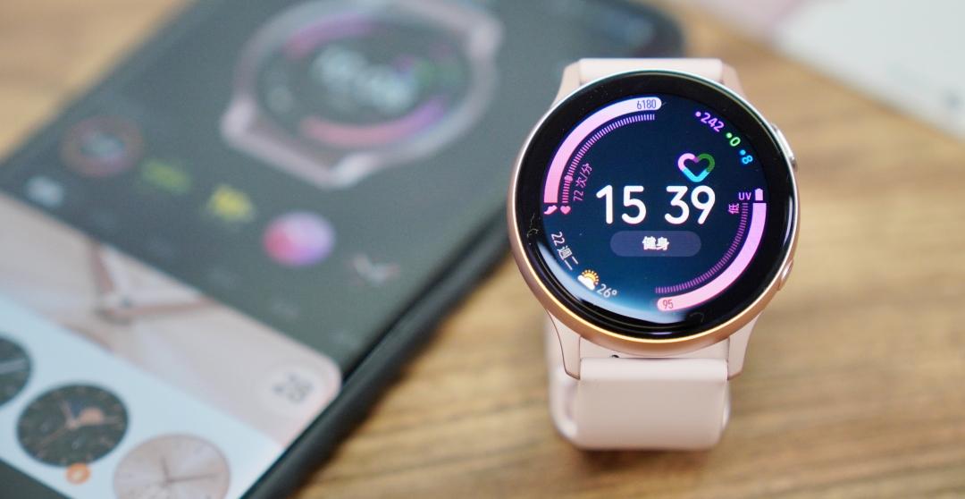 最適合女生的智慧錶:三星 Galaxy Watch Active 2 40mm 款動手玩