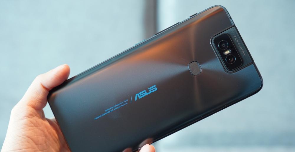 華碩 ZenFone 6 十月搶進 Android 旗艦熱銷前三名,最快下個月升級 Android 10