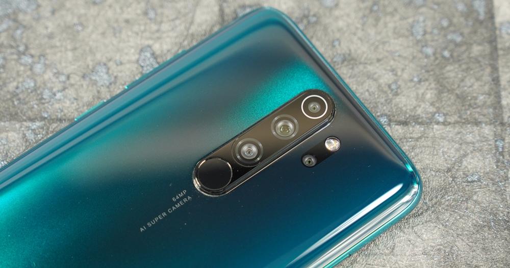 紅米 Note 8 Pro :6400 萬畫素4主鏡頭平價手機,攝影與效能都給你