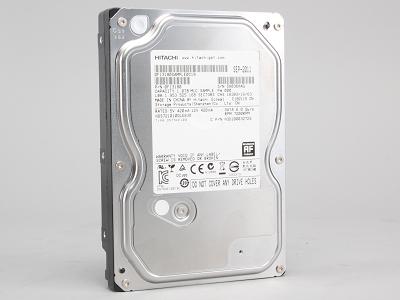 單碟 1TB 登場,Hitachi Deskstar 7K1000.D 實測