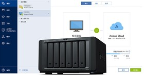 用 NAS 把你的人生通通備起來!Synology Active Backup for Business 免授權費 PC 整機備份神器