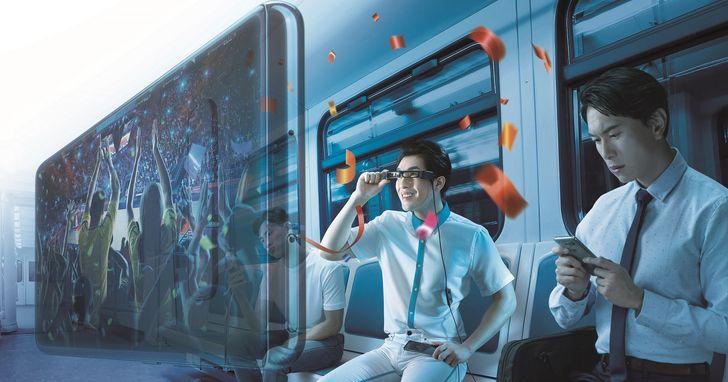 Epson發表智慧眼鏡Moverio BT-30C,獨享高解析80吋大螢幕