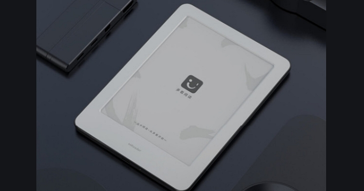 Kindle的對手來了?小米宣布預售6吋小米多看電紙書,售價約台幣2600元