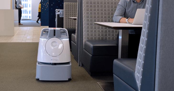 跟清潔阿桑搶工作!軟銀推出訂閱式商用掃地機器人,3小時可打掃 1.5 萬平方英呎