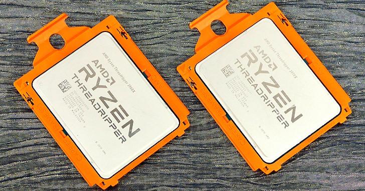 AMD Ryzen Threadripper 3960X/3970X 處理器評測,TRX4 豪華饗宴升級上桌!