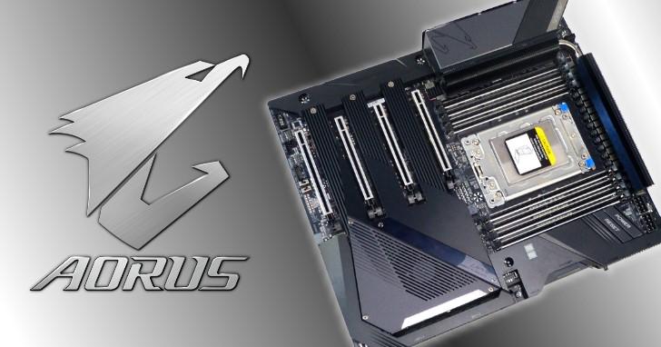 XL-ATX 主機板再現,GIGABYTE TRX40 AORUS XTREME 供電、散熱、音效、網路大滿足
