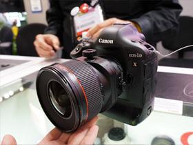 紐約年度攝影器材大展,現場直擊 Canon 1D X 旗艦機