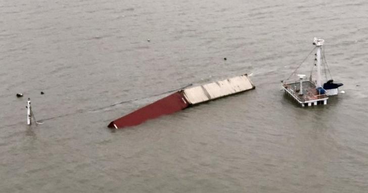雙11首次遇上載整批淘寶貨品的貨輪被撞沈,台灣上百名淘寶買家貨品收不到該找誰賠?