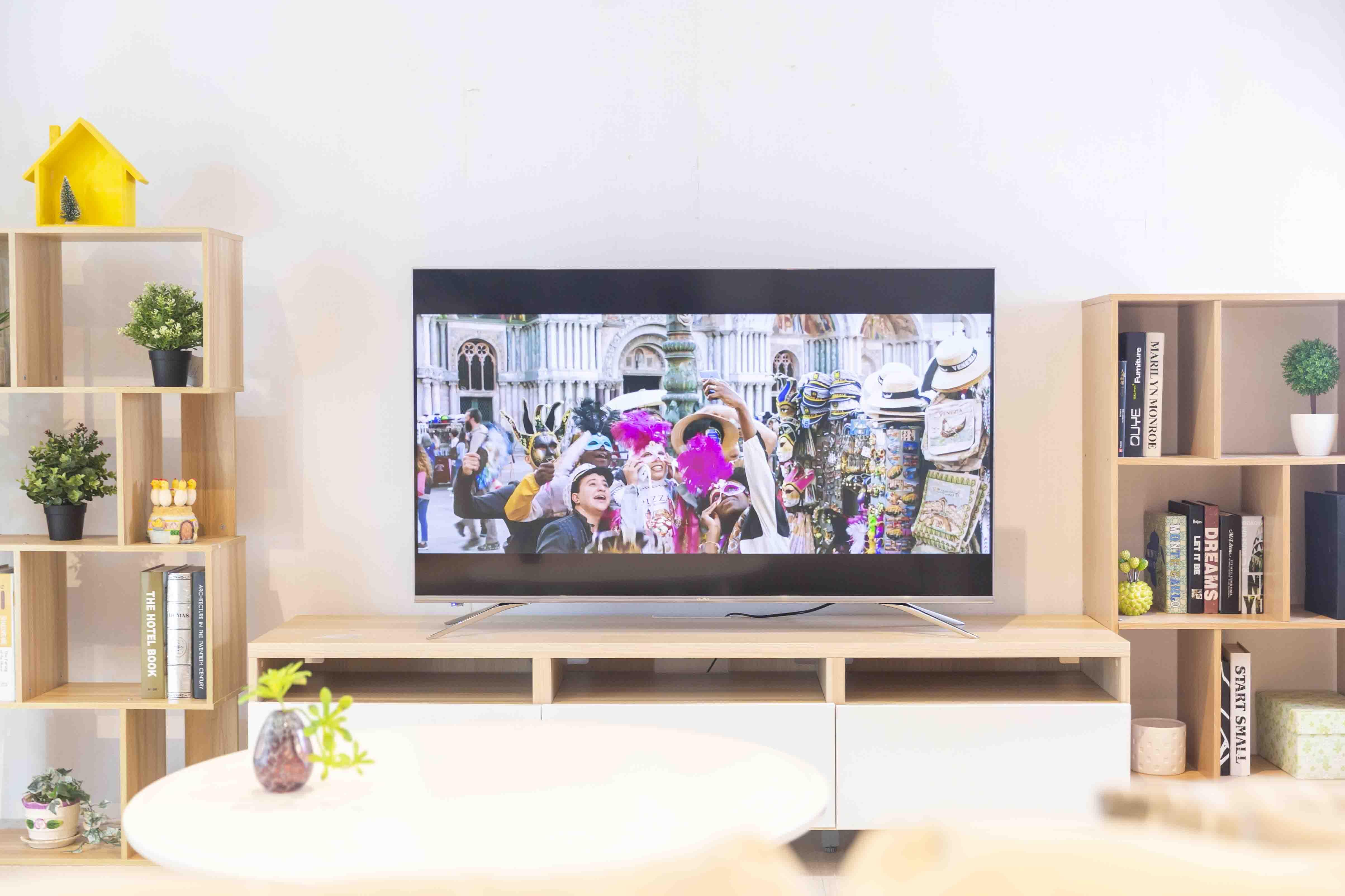 55 吋電視推薦-BenQ S55-710 4K Android TV:創造美好影音生活的實踐者
