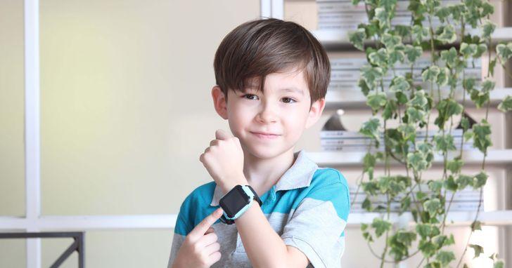「HeroWatch 」全球首款奈米科技防水4G兒童智慧手錶,即日起開始募資