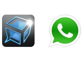 用簡訊傳圖片、語音、地圖:2款智慧手機 App 實測