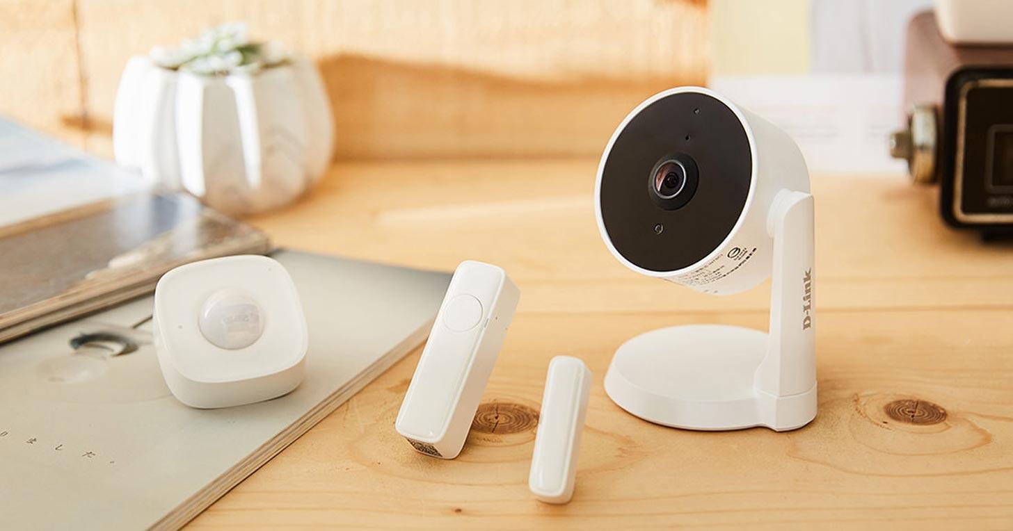 D-Link DCS-8330LH AI 無線網路攝影機實測:支援智慧影像分析,搭配感測器打造智慧居家安全系統!