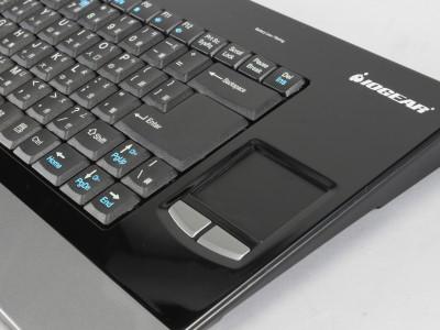 IOGEAR 一對多藍牙中文鍵盤 GKM611BW5 動手玩